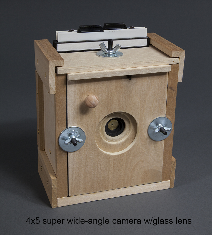 4x5 camera for WordPress