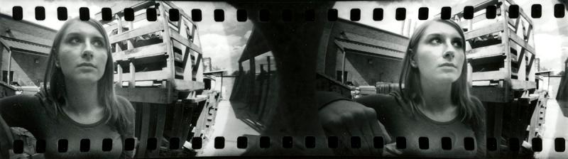 Kendalynn 35mm Stereo Print